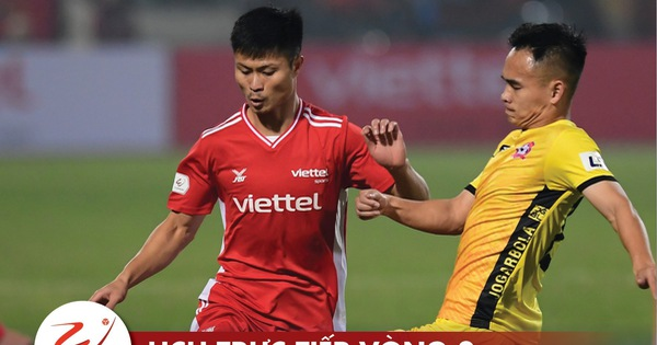 Cập nhật kết quả V-League 24-1: Viettel chưa biết thắng, Đà Nẵng dẫn Quảng NInh