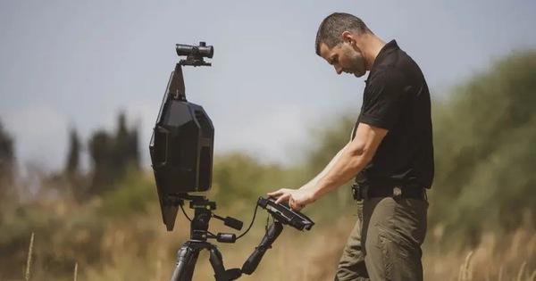 Israel ra mắt thiết bị 'nhìn' xuyên tường từ cách 50m