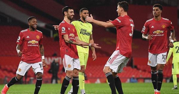 Điểm tin thể thao sáng 22-1: Man Utd đánh bại Newcastle, PSG bại trận