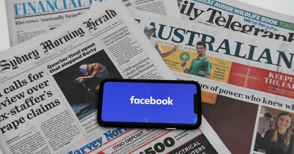 Facebook cam kết đầu tư 1 tỉ USD cho báo chí