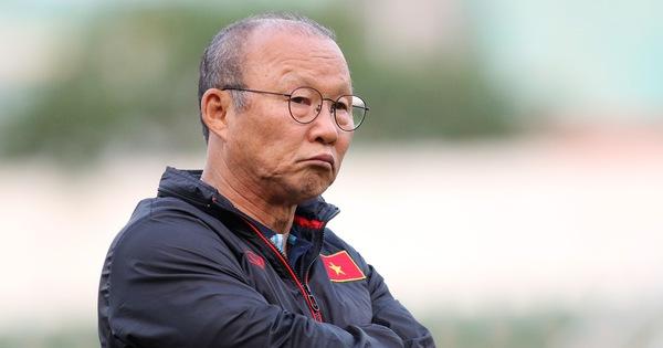 HLV Park Hang Seo đến Việt Nam với lời khuyên