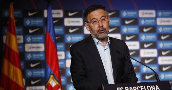 Cựu chủ tịch Barca Bartomeu bị bắt giữ