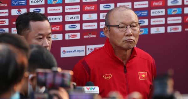 HLV Park Hang Seo trở lại làm việc, muốn đưa đội tuyển Việt Nam đến nơi giống UAE
