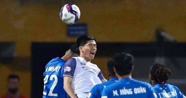 HLV Than Quảng Ninh: 'Chúng tôi chuẩn bị rất kém trước khi thua Hà Nội FC' - tống đông khuê