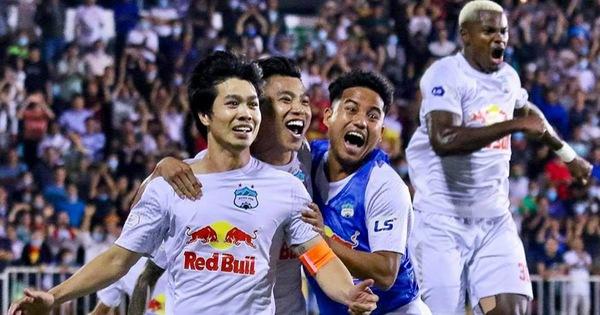 Vòng 9 V-League 2021: Bài học khó quên cho Hoàng Anh Gia Lai