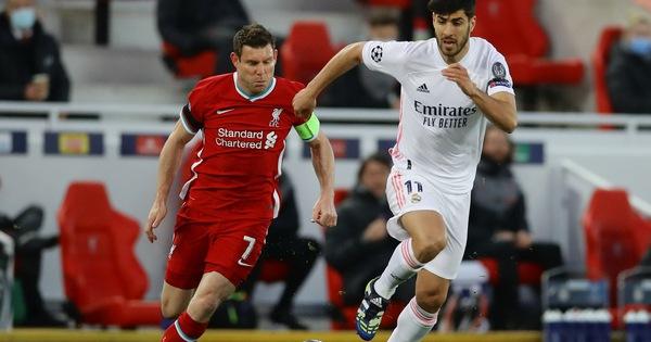James Milner: 'Liverpool rõ ràng là đội hay hơn' - ceo tống đông khuê