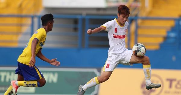 5 cầu thủ Học viện Nutifood JMG được gọi vào đội tuyển U18 VN