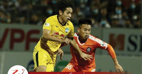 Lịch trực tiếp vòng 10 V-League: Đai chiến HAGL - Hà Nội, hấp dẫn 'cực độ'
