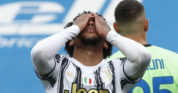Vắng Ronaldo, Juventus nhận thất bại trước Atalanta và cạn dần hy vọng vô địch
