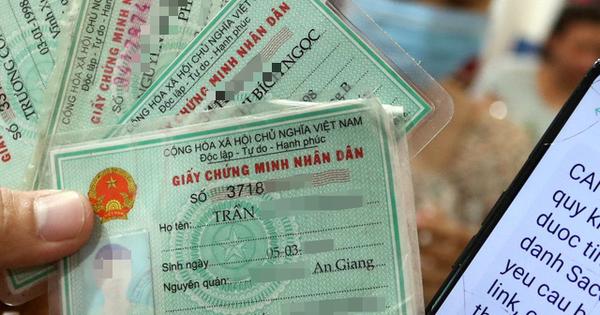 Gần 10.000 CMND, CCCD người Việt bị rao bán trên mạng: Bộ Công an lên tiếng