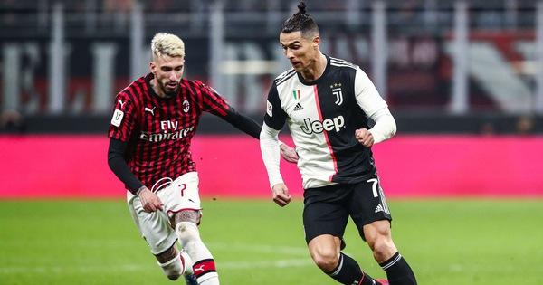 Juventus vất vả tìm vé dự Champions League