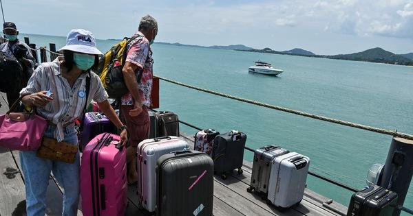 Thái Lan mở thêm 3 đảo cho khách du lịch đã tiêm vắc xin