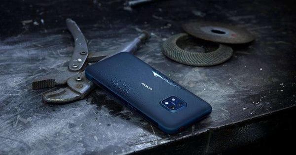 Nokia 'khoe' mẫu smartphone 'nồi đồng cối đá' giá 550 USD