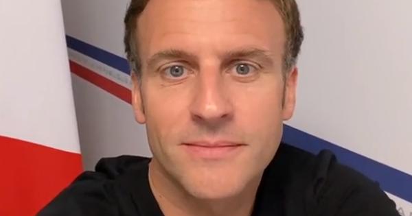 Tổng thống Pháp lên TikTok, Instagram nói về vắc xin COVID-19