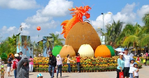 Sắp diễn ra lễ hội dừa Bến Tre