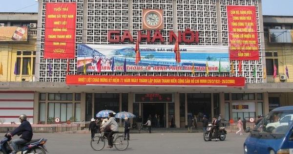 Vingroup muốn mua ga đường sắt Hà Nội,Đà Nẵng, Sài Gòn