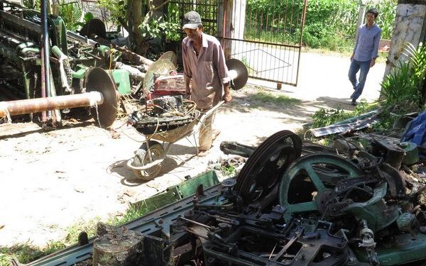 Vụ Khaisilk khiến làng nghề thêm một lần đau