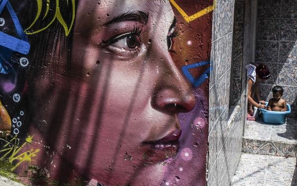 Ấn tượng với nghệ thuật đường phố ở Columbia