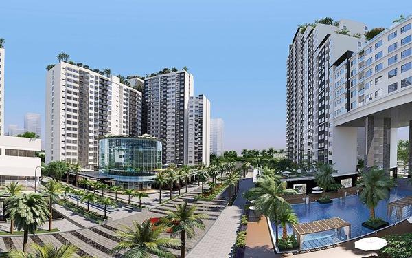 New City - Khu đô thị cao cấp 'mỗi căn mỗi vẻ'