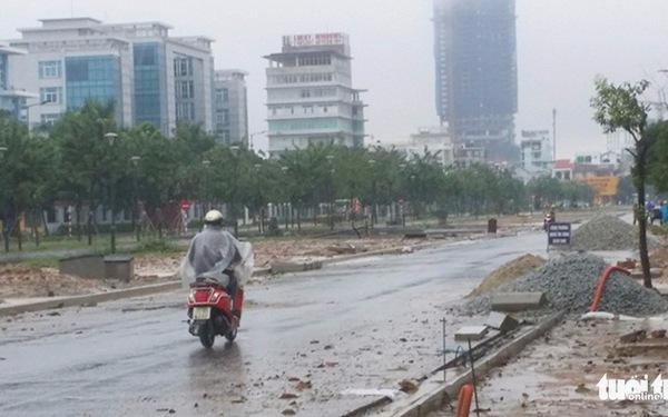 Từ Thừa Thiên Huế đến Quảng Ngãi tiếp tục có mưa to