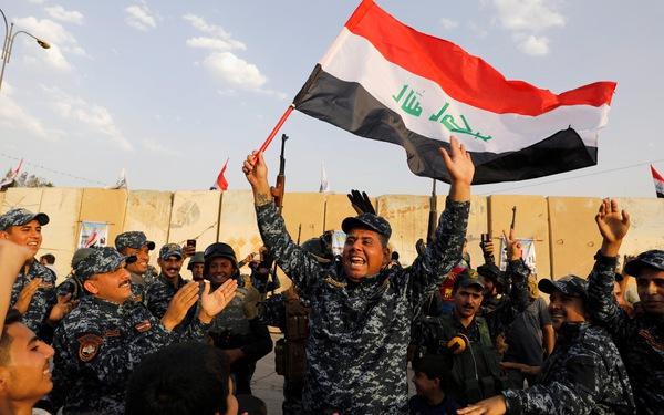 Iraq tuyên bố chiến thắng IS