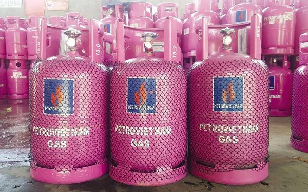 PVGAS SOUTH cung cấp lưới nhựa bảo vệ bình gas