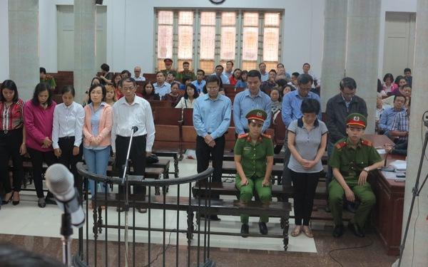 Hàng trăm bị hại trong vụ án Châu Thị Thu Nga kháng cáo