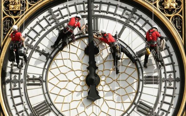 Kinh phí trùng tu tháp đồng hồ Big Ben lên đến 82 triệu USD