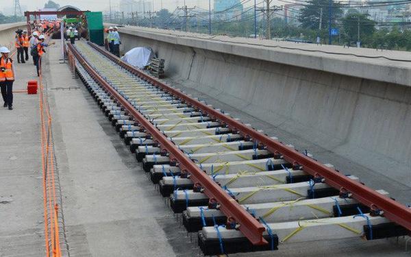 Tuyến metro Bến Thành - Suối Tiên đạt 43% tiến độ