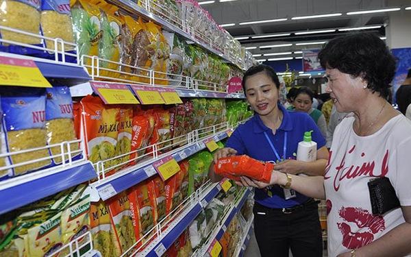 Co.opmart Huỳnh Tấn Phát giảm giá mạnh nhân dịp khai trương