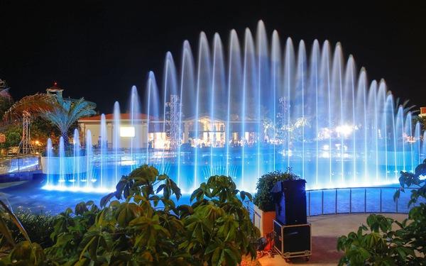 The Grand Hồ Tràm Strip khởi động chuỗi sự kiện âm nhạc Ho Tram Sound Waves
