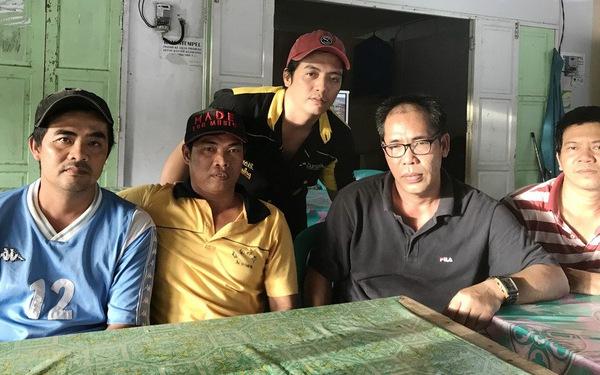 2 thuyền trưởng Việt Nam tiếp tục ra tòa ở Indonesia