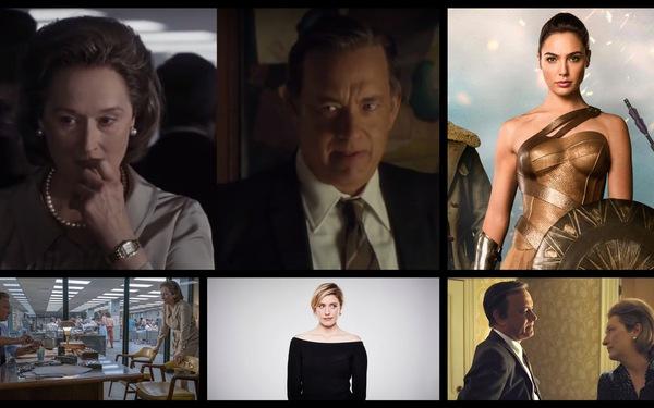 Phim của Tom Hanks và Meryl Streep là phim hay nhất 2017