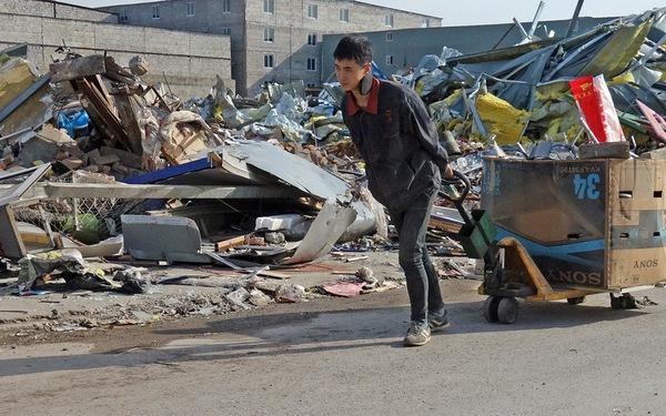 10.000 người nhập cư Bắc Kinh bỗng dưng mất nhà