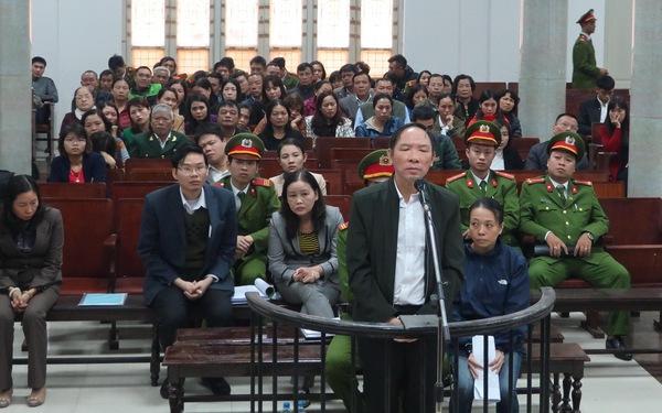 Xét xử cựu phó giám đốc Sở Nông nghiệp Hà Nội cùng đồng phạm