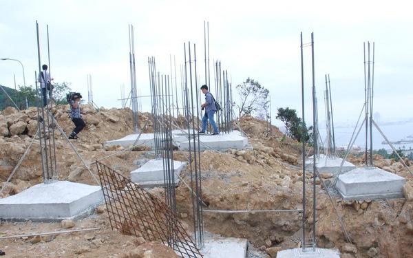 Nhiều dự án ở núi Sơn Trà được cấp đất ở đô thị