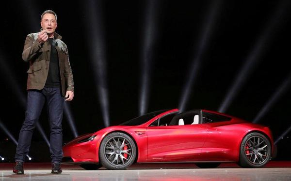 Tesla đưa xe hơi lên sao Hỏa?
