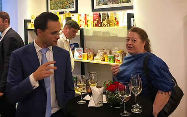 Doanh nghiệp thực phẩm Nga tìm cơ hội vào thị trường VN
