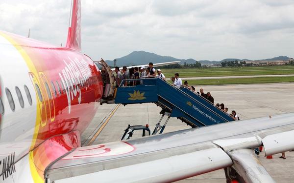 Thông tin khách đi máy bay bị lộ từ hãng đến đại lý