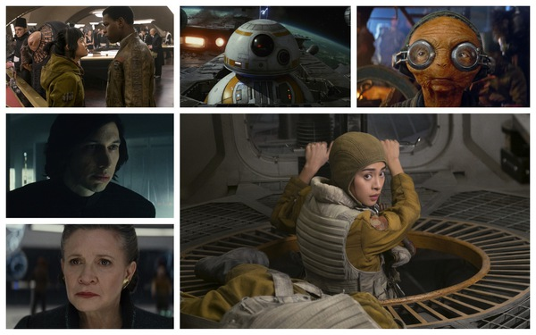 Star Wars 8 và lời chia tay hoàn hảo cho những khởi đầu