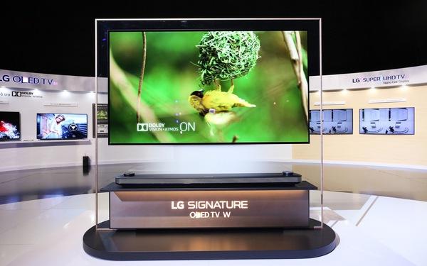 Thị trường tivi OLED sẽ sôi động hơn?