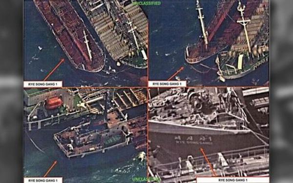 """Ông Trump """"bắt quả tang"""" Trung Quốc chuyển dầu cho Triều Tiên"""
