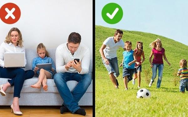 Tiềm ẩn những nguy hại khi cho trẻ tiếp xúc sớm với công nghệ
