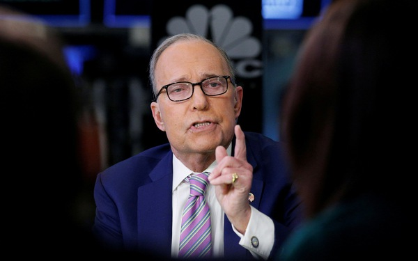 Ông Larry Kudlow làm cố vấn kinh tế trưởng của Mỹ