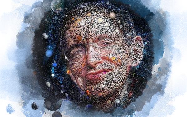 Ông hoàng vật lý Stephen Hawking và những câu nói truyền cảm hứng
