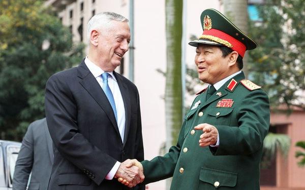 Quan hệ quốc phòng Việt - Mỹ: hợp tác và nhiều triển vọng