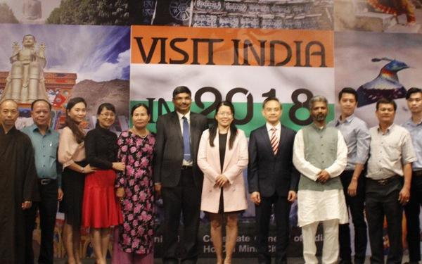 Du lịch Ấn Độ - VN đột phá nếu có đường bay thẳng