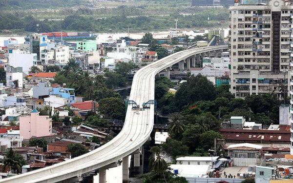 Trình Quốc hội tăng vốn 2 tuyến metro TP.HCM