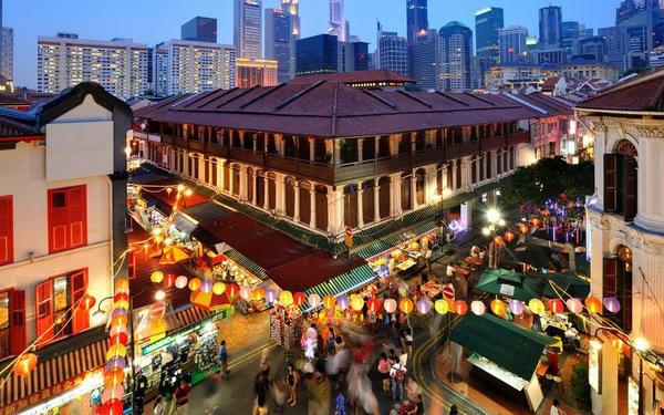 8 khu phố nên khám phá ở Singapore
