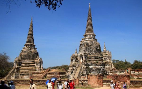 Một ngày thú vị ở cố đô Ayutthaya